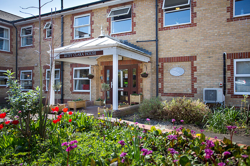 A dementia nursing home